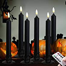 black flameless candles - Amazon.com