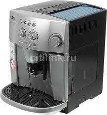 Купить <b>Кофемашина DELONGHI ESAM 4200S</b>, серебристый в ...