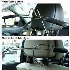 <b>1Pcs Stainless Steel Hanger</b> Clothe Car Auto Seat Headrest Coat ...