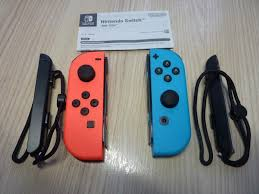 Обзор на Игровой контроллер для <b>Nintendo Switch Joy</b>-<b>Con</b> L+R