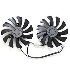 <b>2pcs</b>/<b>set</b> GTX 1060 P016 <b>85mm</b> VGA Cooler Fan for MSI GeForce ...