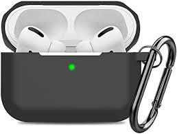 Compatible AirPods Pro Case Cover <b>Silicone</b> Protective Case <b>Skin</b>