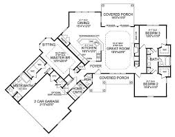 48 best house plans 1900 2200 sq ft images on pinterest house One Story House Plans With Mother In Law Quarters good one story plan i would love to build except i would add a bonus room or guest bedroom love the jack and jill bath Detached Mother in Law Plans