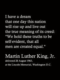 martin luther king jr quotes at last martin luther king s i have a dream speech text and audio martin luther king jr but one hundred years later the negro still is not