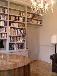 bespoke fitted bookcase to match interior design in period drawing room bespoke wall storage