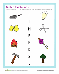 Kindergarten Phonics Worksheets & Free Printables | Education.com