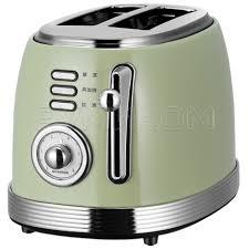 Купить Тостер Qcooker Retro Toaster (зеленый) (CR-DSL01) в ...