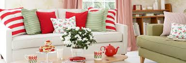 red green living room ideas