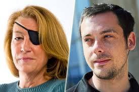 Marie Colvin, 55 ans, reporter américaine, et <b>Rémi Ochlik</b>, 28 ans, <b>...</b> - 5276a90a-5ded-11e1-ad4c-c30fafe0367a-493x328