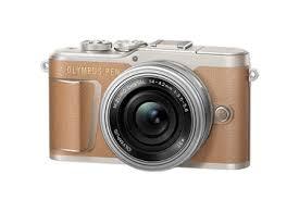 Беззеркальный <b>фотоаппарат OLYMPUS PEN E-PL9</b> 14-42 EZ Kit ...