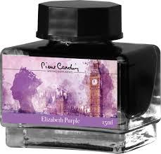 <b>Флакон чернил CITY FANTASY</b> Elizabeth Purple (15 мл) PIERRE ...