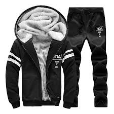 <b>Men</b> Sportswear Leisure Sports Suit <b>Men Autumn</b> and <b>Winter Plus</b> ...