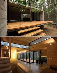wood and concrete architecture modern wood and concrete patio architecture awesome modern outdoor patio design idea