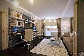 living bedroom office design