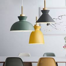 Multicolor Modern Simple Personality Creative Chandelier Art ...