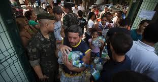 Resultado de imagem para água contaminada é distribuida em Mariana