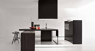 black table simple kitchen kitchen all black furniture