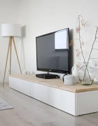 Resultado de imagen de tv in scandinavian living room