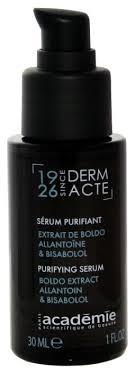 Academie Derm Acte Serum Purifiant <b>Очищающая сыворотка для</b> ...