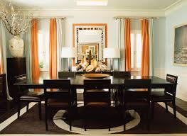 black zebra leather dining orange drapes bc orange drapes