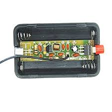 NeitKaarsh India <b>3Pcs RF-01 DIY Wireless</b> Microphone: Amazon.in ...