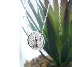 <b>SILVER</b> Athena Necklace - Antique <b>Roman</b> Coin - <b>925 Sterling</b> ...