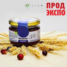 <b>Nectaria</b> на ПродЭКСПО-2019   <b>Крем</b>-<b>мед Nectaria</b> с ягодами и ...