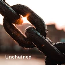 Unchained - Unlocking your athletic potential through the relentless pursuit of Jesus