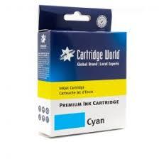 Cartridge World Compatible <b>HP 933XL</b> High Yield Cyan Ink ...