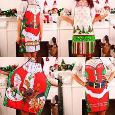 Merry <b>Christmas</b> Tree Kitchen Cooking Deer Beautiful Girl <b>Santa</b> ...