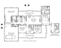 One Story Farmhouse Floor Plans   So Replica HousesOne Story Farmhouse Floor Plans