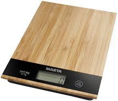 Купить <b>кухонные весы</b> Marta MT-1639 <b>Бамбук</b> в интернет ...