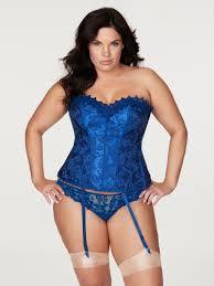 Sexy <b>Plus Size Corsets</b>, Corset Tops & Waist Cinchers | Frederick's ...
