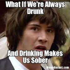 Memes Vault Funny Memes About Being Drunk via Relatably.com