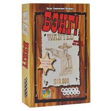 <b>Hobby World Настольная игра</b> Бэнг! (3-е издание) — купить в ...