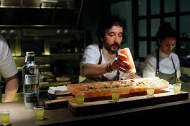 Resultado de imagen de imagenes del cocinero diego guerrero