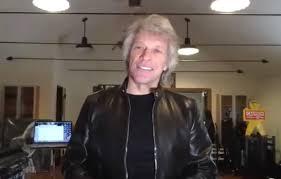 WATCH: <b>Bon Jovi</b> finishes his coronavirus song 'Do What You Can ...