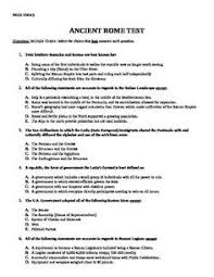 the two the ojays and style on pinterest ancient rome unit test  exam  assessment world history