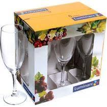 Фужеры <b>Luminarc Diner</b> для шампанского купить с доставкой по ...