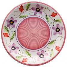 <b>Fioretta Тарелка обеденная</b> Flower Fantasy 25 см — Тарелки ...