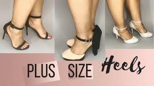 <b>Plus Size Heels</b> | Where to Buy Wide Width <b>Heels</b> - YouTube
