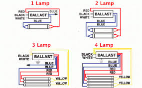 fluorescent ballast wiring fluorescent image 4 lamp electronic ballast wiring diagram 4 automotive wiring on fluorescent ballast wiring