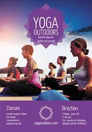 yoga a promotional flyer premadevideos com a flyer yoga a5 promotional flyer premadevideos com a5 flyer