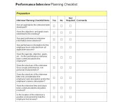 interview checklist job interview checklist