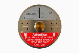 <b>STS</b>-6A   Streckeisen Seismic Instrumentation