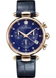 Наручные <b>часы Claude Bernard</b> с покрытием с синим браслетом ...