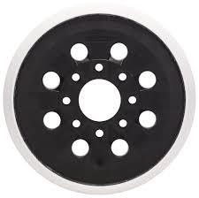 <b>Шлифовальный круг</b> на липучке <b>BOSCH</b> 2608000349 <b>125 мм</b> 1 шт ...