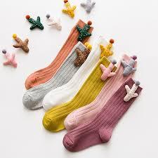 2019 Kids Leggings <b>Spring And Autumn New</b> Cotton Children Socks ...