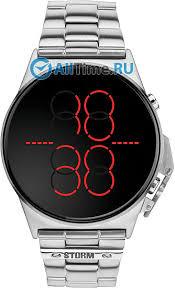 Купить <b>Мужские</b> наручные <b>часы Storm ST</b>-<b>47227</b>/<b>BK</b> | «ТуТи.ру ...
