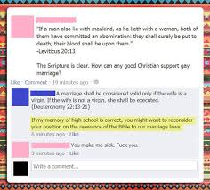 Why Does God Hate Gay Marriage in 17 Memes | The Grasshopper via Relatably.com